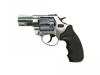 "Zoraki R1 2,5"" cal. 4mm Flobert Revolver - chrome"