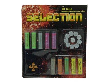 Signal Rocket Selection 20 pcs