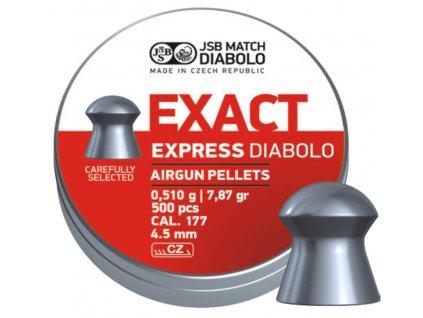 JSB Exact Express Diabolo 4,52 mm Pellet