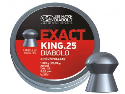 JSB Exact King .25 Diabolo 6,35 mm Pellet 150 pcs