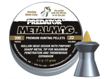 JSB Predator Metalmag 5,5 mm Pellets