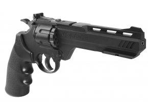 Krátké vzduchovky - revolvery