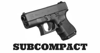 Glock - Subcompact