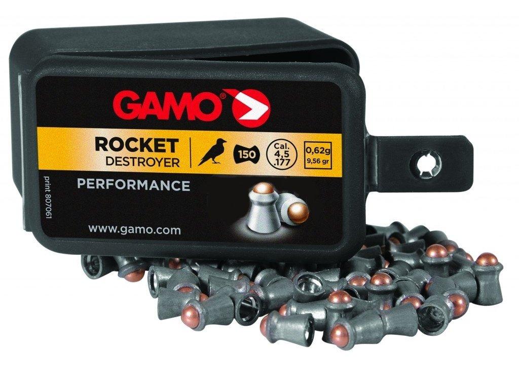 Diabolky Gamo Rocket 5,5mm 100ks