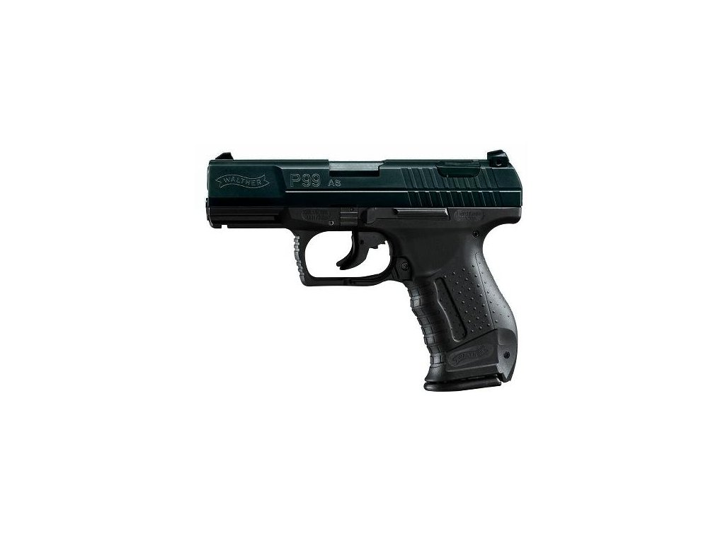 351 walther p99 as cal 9mm luger