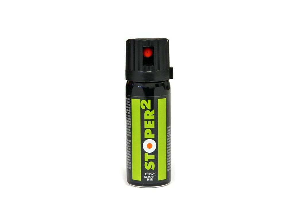 peprovy obranny spray stoper 2 50ml pena 237.2090501982