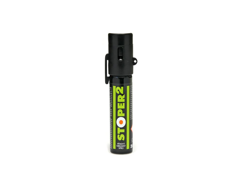 peprovy obranny spray stoper 2 20ml pena 233.2090501982