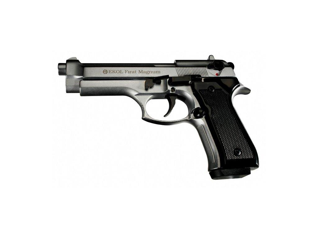 Plynová pistole Ekol Firat 92 Magnum titan cal. 9mm