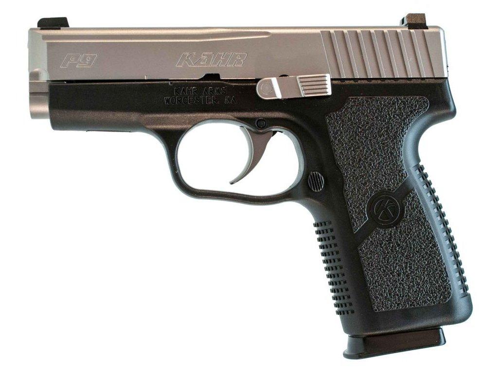 61003 2 kahr arms p9 duotone 3 6 premium cal 9 mm luger