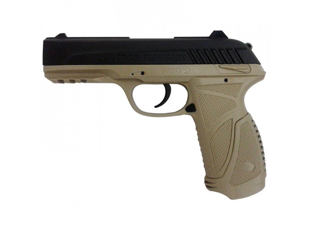 pistola gamo pt 85 desert co2 4 5mm 6111380