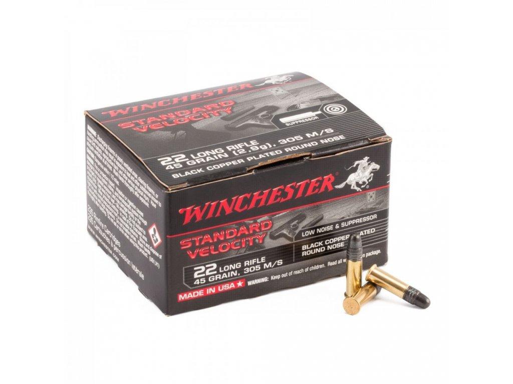 win 22ss winchester standard velocity 22 long rifle 02