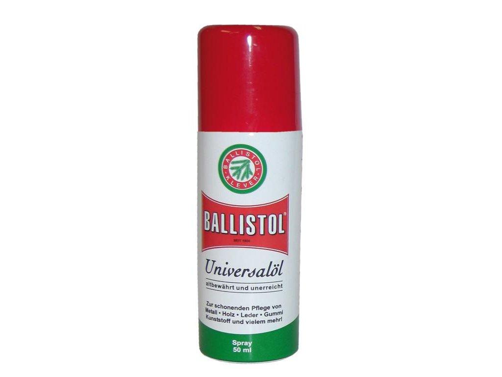 64298 univerzalni olej ballistol spray 50 ml