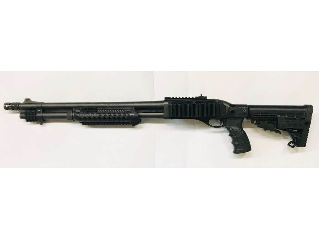 65450 brokovnice remington 870 express tactical cal 12 76