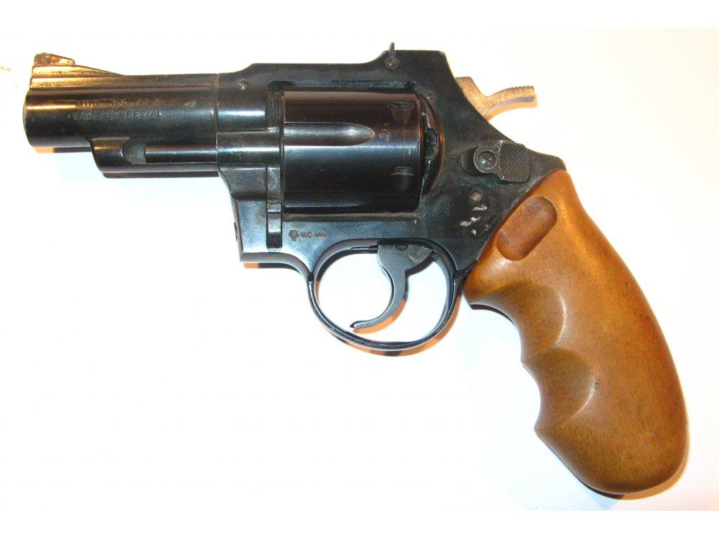 66050 revolver luger hs 38 cal 38 special