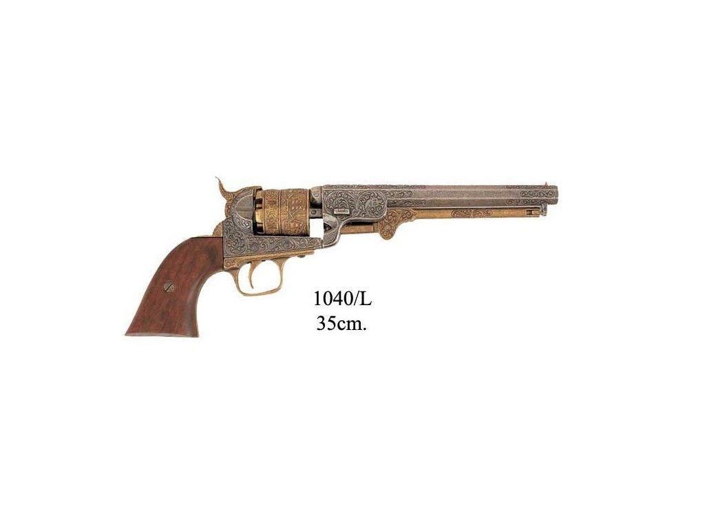 revolver armady usa 1851
