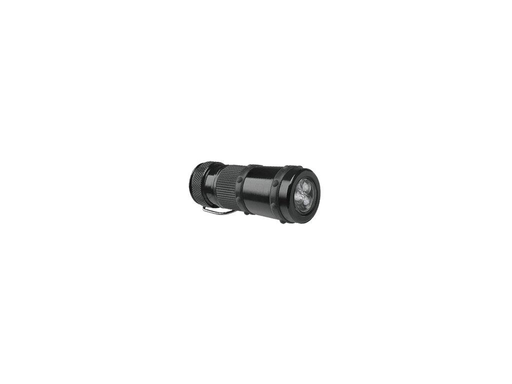 expandable baton flashlight bl 01