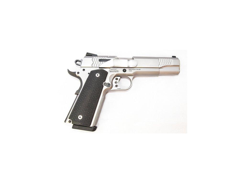 7179 klip na pistole 1911 clipdraw stribrny