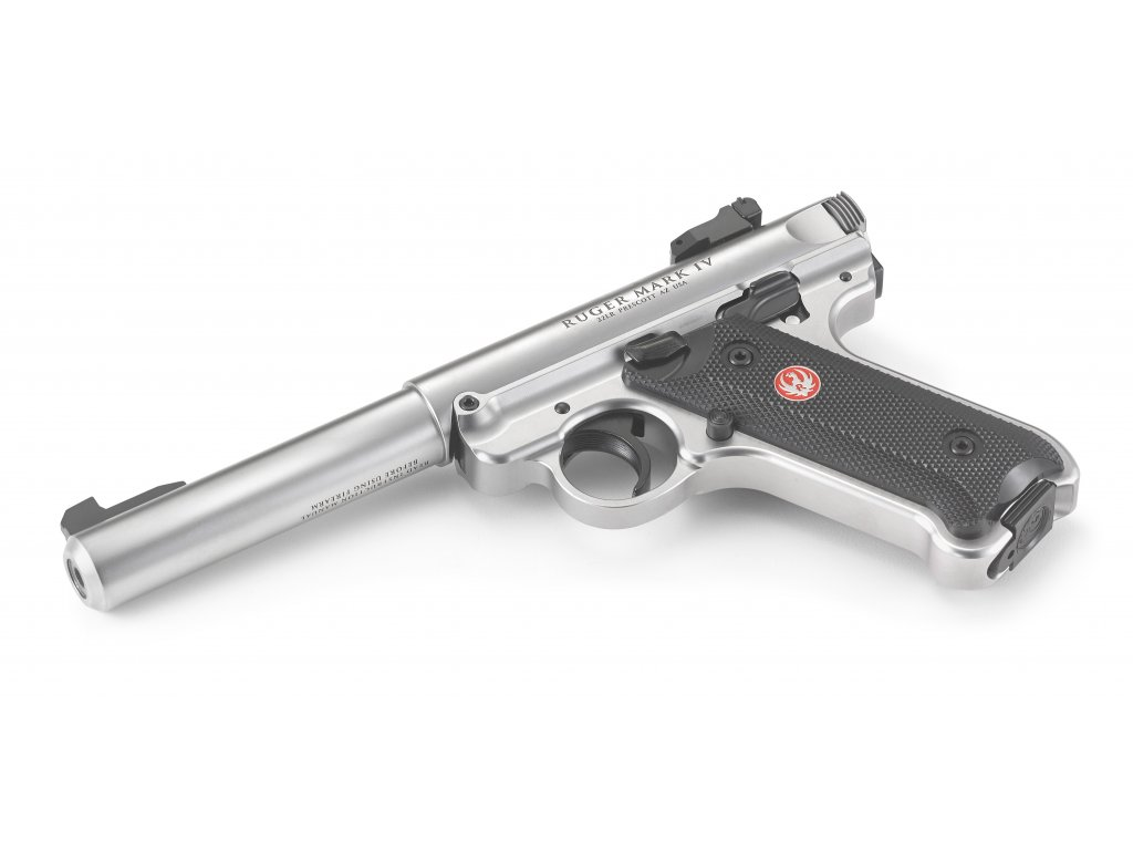 72257 1 ruger mkiv stainless
