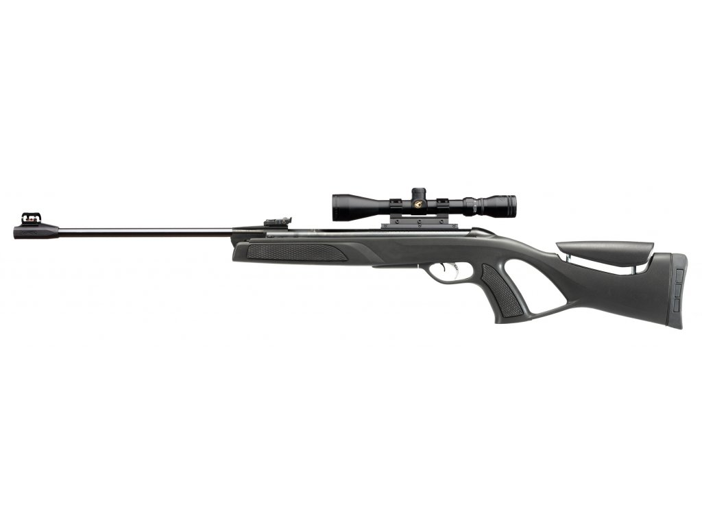 75371 vzduchovka gamo elite x scope cal 5 5mm set puskohled gamo 4x32wr
