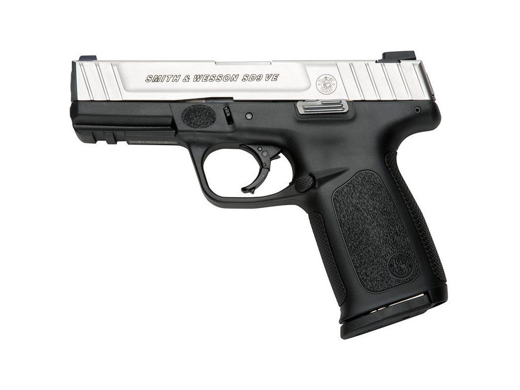 7560 smith wesson sd9 ve low cap cal 9mm luger