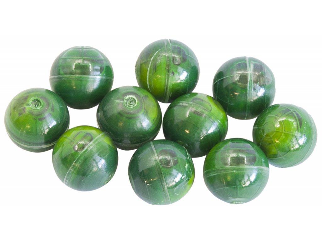 Kuličky T4E Marking Ball MB 50 green 10ks