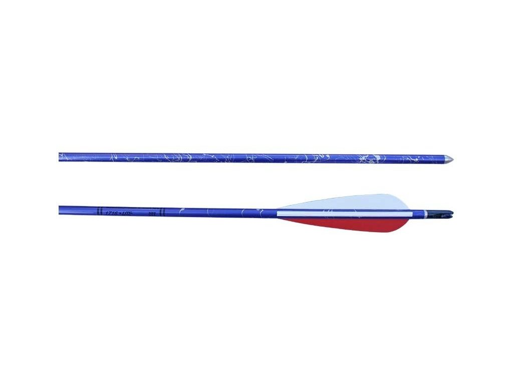 Duralovy sip Easton Jazz 1716 6,5 735 mm letky peri