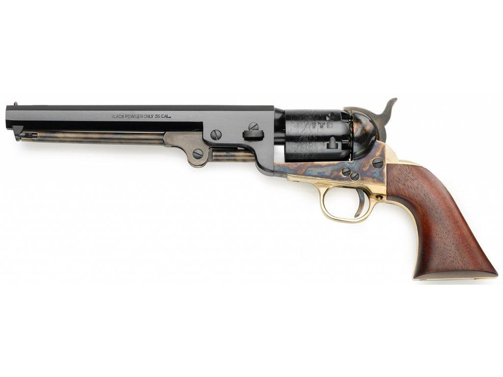 revolver 1851 poplašný signalni knall 9mm pietta