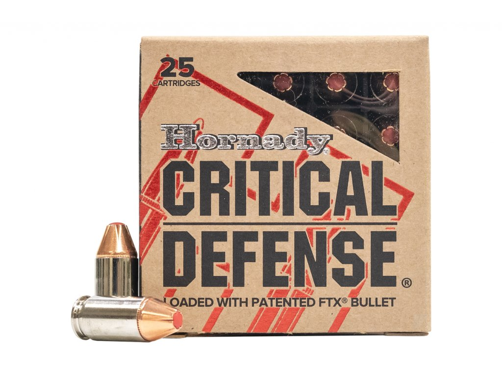 hornady critical defense 380auto 90gr xtp