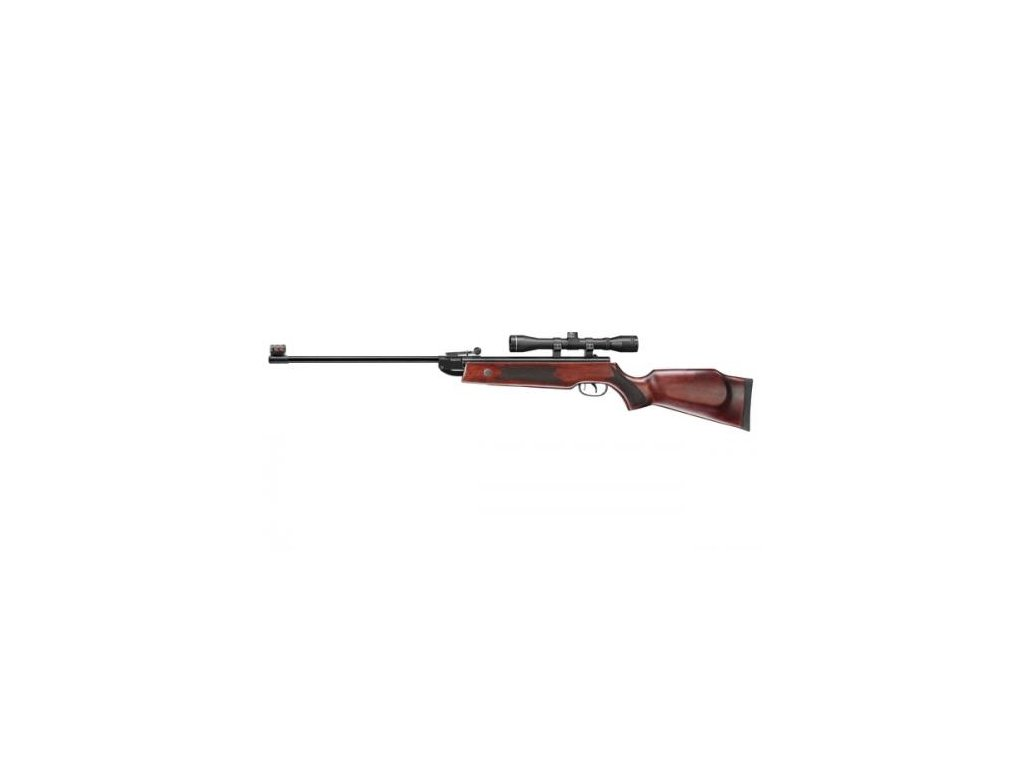 783 vzduchovka hammerli hunter force 750 combo cal 4 5mm puskohled 4x32