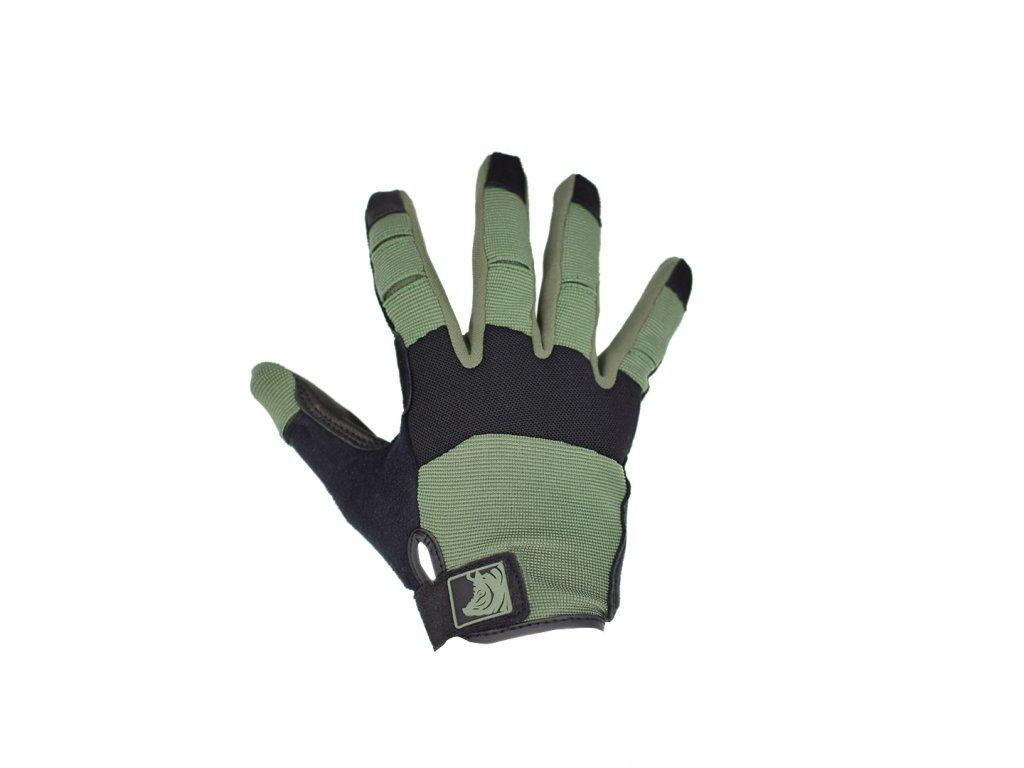 Rukavice PIG Full Dexterity Tactical (FDT) Alpha+ Ranger Green (Velikost S)