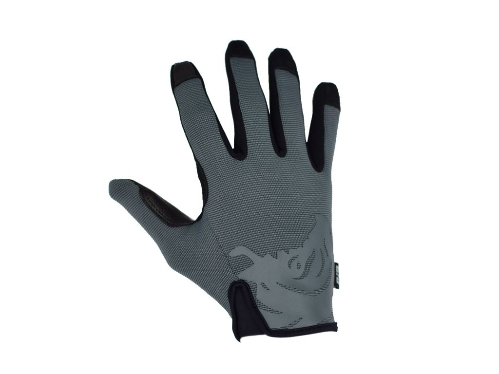 Rukavice PIG Full Dexterity Tactical (FDT) Delta+ Utility Gloves Grey 1