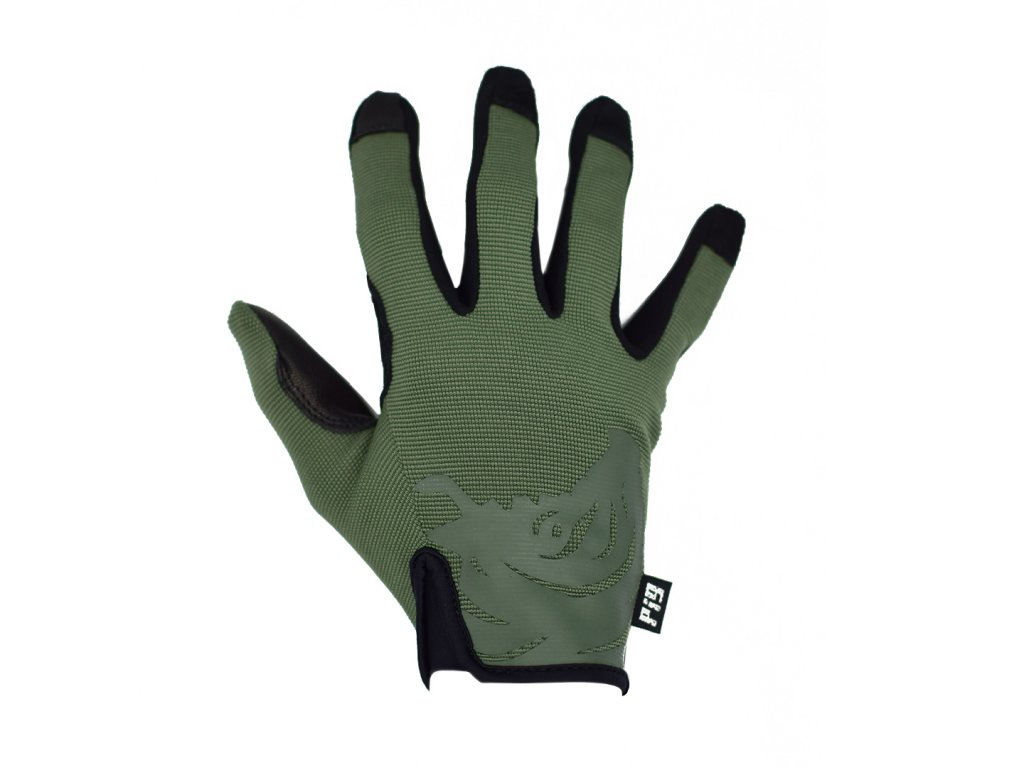 Rukavice PIG Full Dexterity Tactical (FDT) Delta+ Utility Gloves Ranger green 1