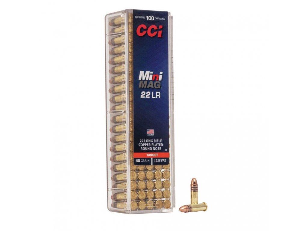 CCI Minimag Target naboj 22lr