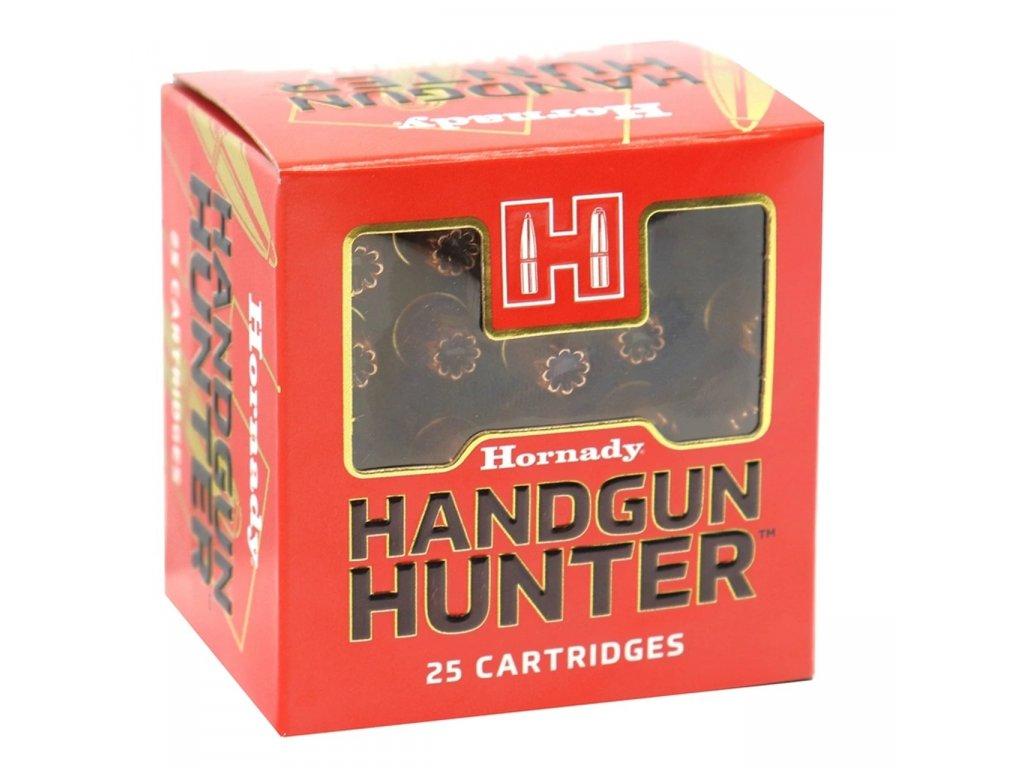 hornady 357mag handgun hunter 130gr monoflex