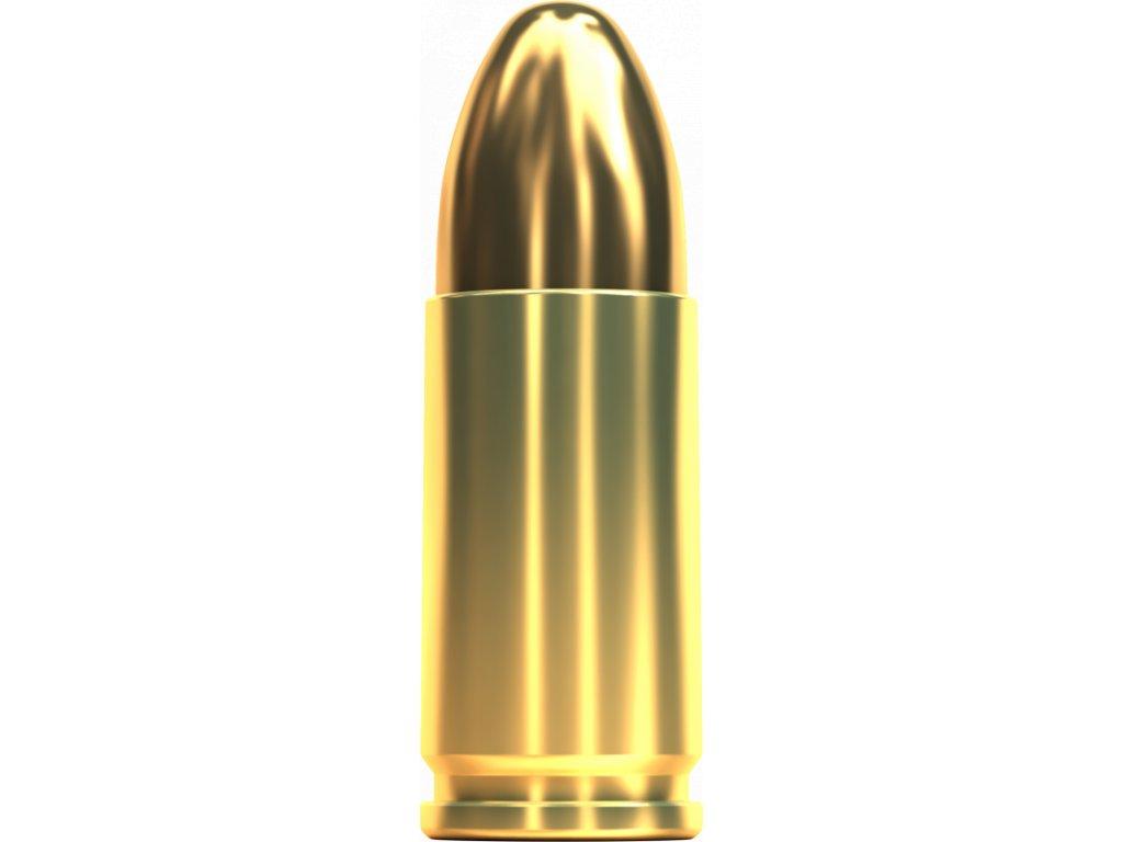 9 mm LUGER / 9 mm PARA / 9 × 19 FMJ