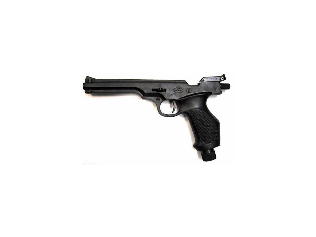 813 1 vzduchova pistole lov 21 cal 4 5mm