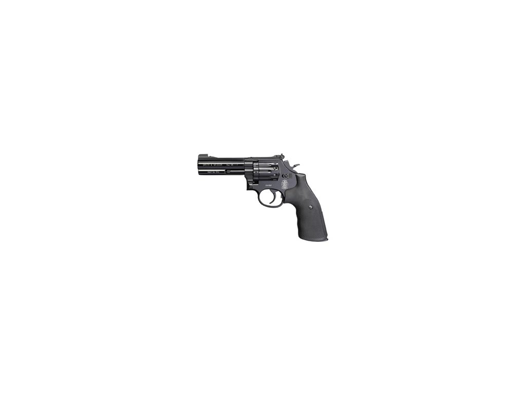 849 vzduchovy revolver smith wesson 586 6 cal 4 5mm