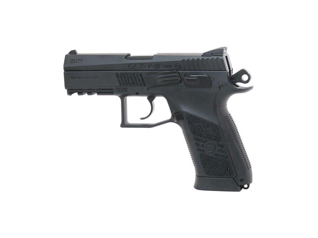 870 pistole airsoft cz 75 p 07 duty co2