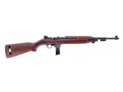 123 puska samonabijeci chiappa m1 cal 9mm luger drevena
