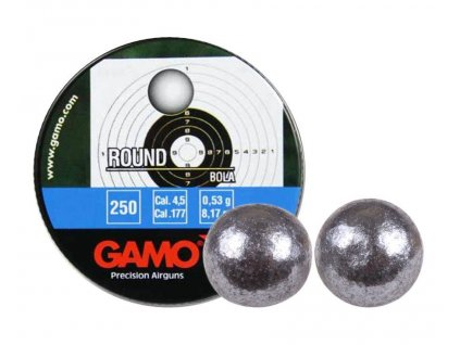 Broky Gamo Round 4.5mm 250ks