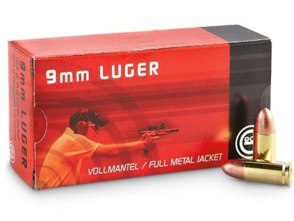 1749 1 naboj geco cal 9mm luger 8g fmj