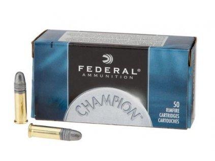 2346 1 naboj federal champion cal 22 lr