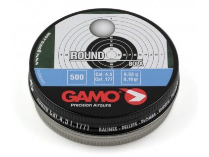 2856 kulate broky gamo round bola cal 4 5mm 500ks