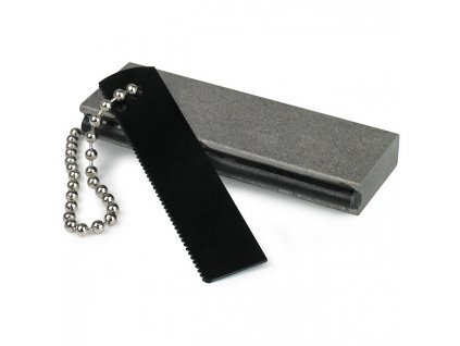 magnesium fire starting tool with serrated striker 6