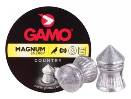 180731112702 GAMO PELLETS 4.5MM MAGNUM (250)