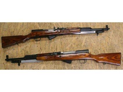 5136 puska samonabijeci sks simonov cal 7 62x39 ruske vyroby