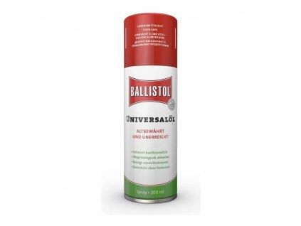 Univerzální olej Ballistol spray 200 ml.