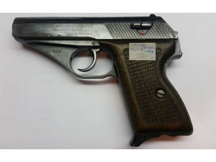 5472 pistole mauser hsc cal 9mm browning