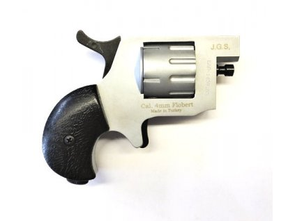 vyrn 943Flobert revolver Ekol Arda cal 4mm Chrom