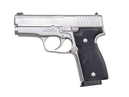 60994 2 kahr arms k40 stainless matte 3 5 premium cal 40 s w
